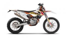SOLD OUT KTM 500 EXC-F SIXDAYS