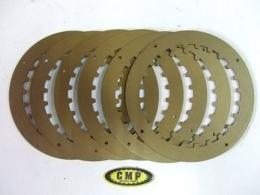 C.M.P Clutch Plate YZ125 '87-'18 7枚セット