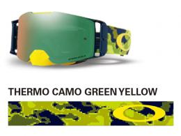OAKLEY オークリー FRONT LINE MX CAMO GREEN YELLOW