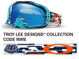 OAKLEY オークリー CROWBAR MX TROY LEE DESINS CODE RWB