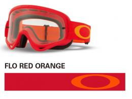 OAKLEY オークリー O FRAME MX FLO RED ORANGE