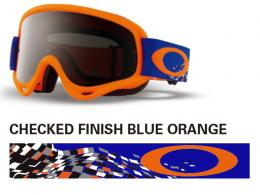 OAKLEY オークリー O FRAME MX CHECKED FINISH BLUE ORANGE